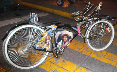 Maria Rogal Low Bike Merida