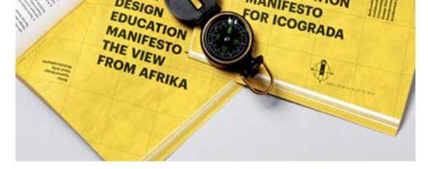 icograda design education manifesto screenshot