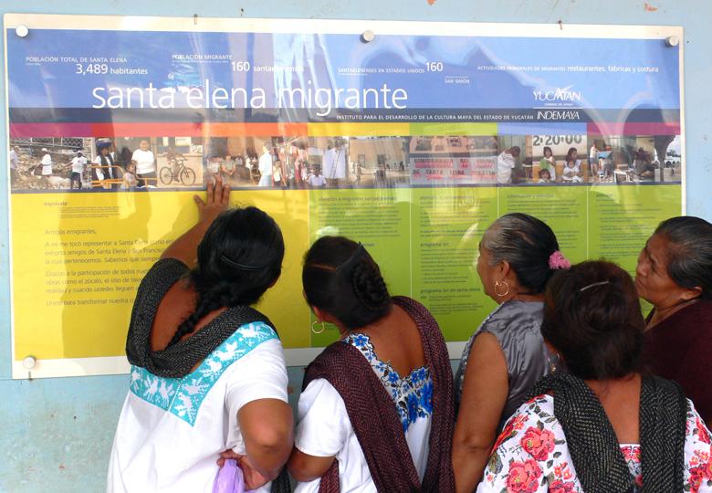 Dia del Migrante Yucateco