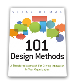book-cover - 101 Design Methods