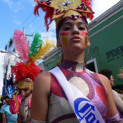 carnival en Mérida